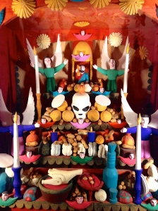 Day of the Dead Alter, Folk Art Museum