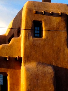 Typical Santa Fe Architecture